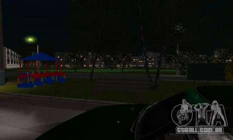 O novo bairro, perto de Arzamas para GTA San Andreas décima primeira imagem de tela
