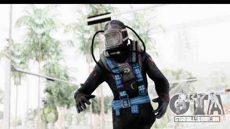 Silent Hill Downpour - Diver para GTA San Andreas