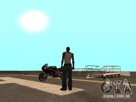 Cars spawn para GTA San Andreas terceira tela