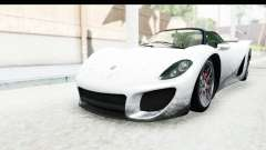 GTA 5 Pfister 811 SA Lights