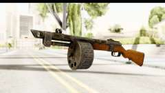The Terrible Shotgun para GTA San Andreas