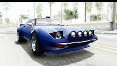 GTA 5 Lampadati Tropos Rallye No Headlights IVF