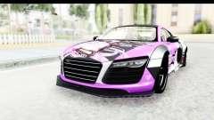 Audi R8 V10 Plus 5.2 FSi 2013 LB Perfomance