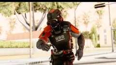 Homefront The Revolution - KPA v2 Captain para GTA San Andreas