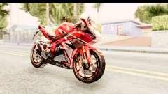 Honda CBR250RR para GTA San Andreas