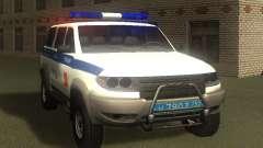 UAZ Patriota da Polícia v1
