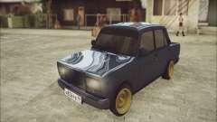 VAZ 2107 Black Jack