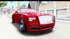 GTA 5 Enus Windsor Drop para GTA San Andreas