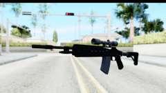 GTA 5 Vom Feuer Marksman Rifle