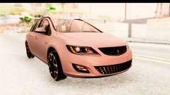 Opel Astra J Tourer para GTA San Andreas