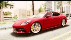 Porsche Panamera 4S 2017 v5 para GTA San Andreas