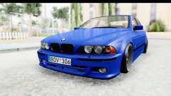 BMW 525i E39 M Tech para GTA San Andreas