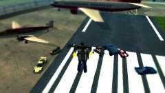 Cars spawn para GTA San Andreas