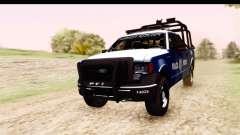 Ford F-150 Policia Federal para GTA San Andreas
