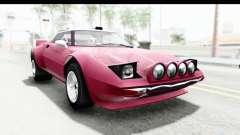 GTA 5 Lampadati Tropos Rallye No Headlights