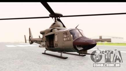 GTA 5 Buckingham Valkyrie para GTA San Andreas