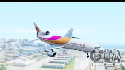 Lockheed L-1011-100 TriStar Hawaiian Airlines para GTA San Andreas