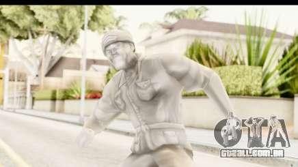 ArmyMen: Serge Heroes 2 - Man v1 para GTA San Andreas