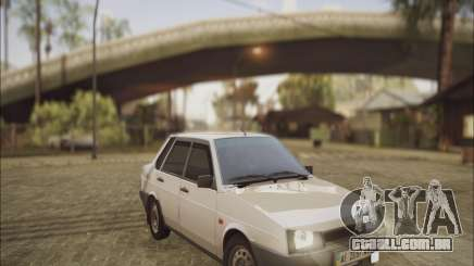 VAZ 21099 LT para GTA San Andreas