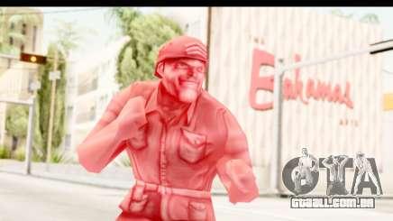 ArmyMen: Serge Heroes 2 - Man v3 para GTA San Andreas