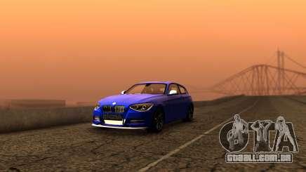 BMW M135i ISlaite Edition para GTA San Andreas