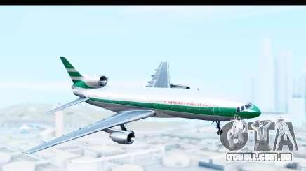 Lockheed L-1011-100 TriStar Cathay Pacific Air para GTA San Andreas