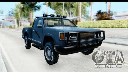 Yosemite Off-Road v2 para GTA San Andreas