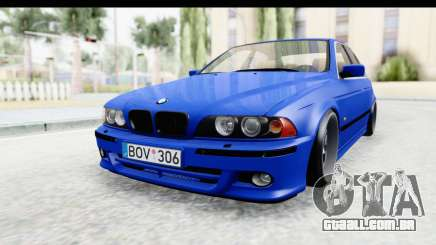 BMW 525i E39 M Tech para GTA San Andreas