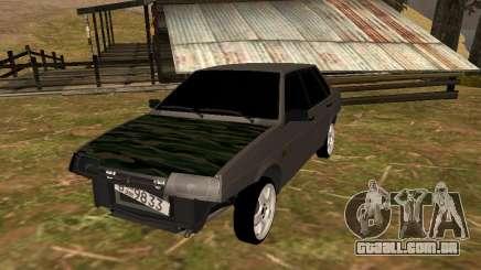 VAZ 21099 Clássico para GTA San Andreas