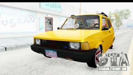 Fiat Spazio Tr Street para GTA San Andreas