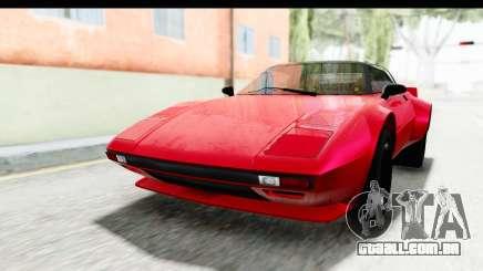 GTA 5 Lampadati Tropos IVF para GTA San Andreas