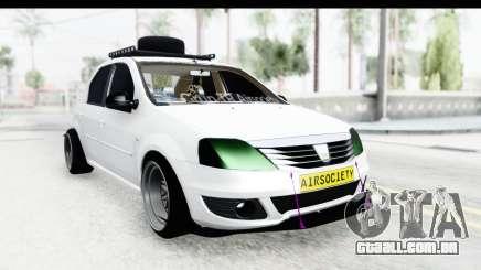 Dacia Logan Coil para GTA San Andreas