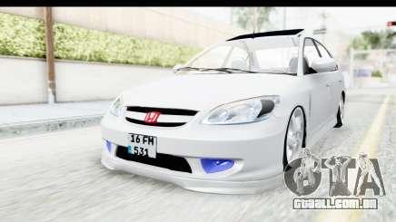 Honda Civic Vtec para GTA San Andreas