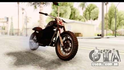 GTA 5 Western Cliffhanger Custom v1 IVF para GTA San Andreas