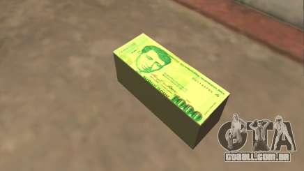 1000 Armenian Dram para GTA San Andreas
