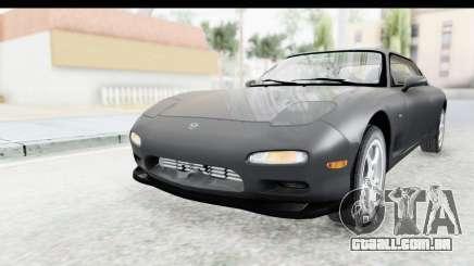 Mazda RX-7 4-doors Fastback para GTA San Andreas