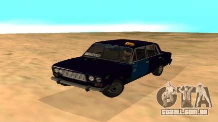 VAZ-2106 para GVR versão inicial para GTA San Andreas