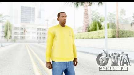 I Feel Like Kobe Sweatshirt para GTA San Andreas