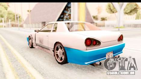 20egt Elegy para as rodas de GTA San Andreas