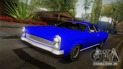Bestia 1971 from Midnight Club 2 para GTA San Andreas