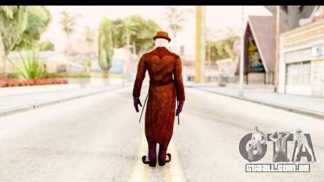Watchman-Rorschach para GTA San Andreas terceira tela