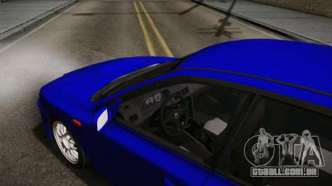 Subaru Impreza WRX STI GC8 1999 v1.0 para GTA San Andreas vista traseira