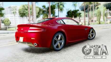 Maserati Bora Group 4 para GTA San Andreas traseira esquerda vista