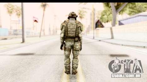 PLA American para GTA San Andreas terceira tela
