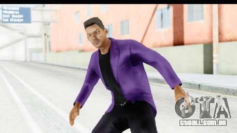 Will Smith Fresh Prince of Bel Air v2 para GTA San Andreas