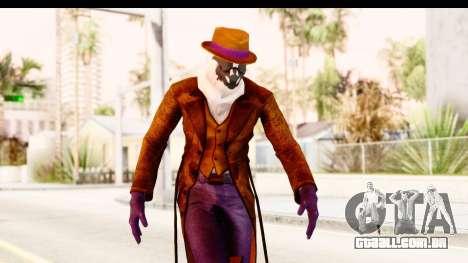 Watchman-Rorschach para GTA San Andreas