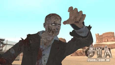 Zombie from Black Ops 3 para GTA San Andreas
