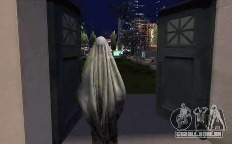 Transparent Ghost para GTA San Andreas