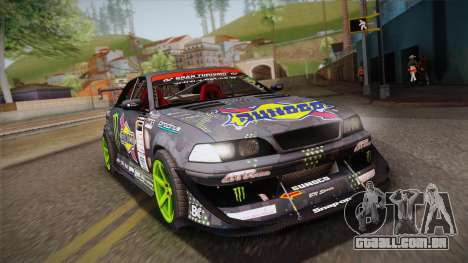D1GP Toyota Mark II Sunoco Monster para GTA San Andreas