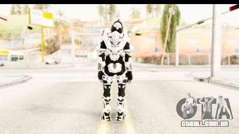 Halo 5 - Helioskrill para GTA San Andreas terceira tela